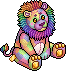 Plushie c20 rainbowlion.png