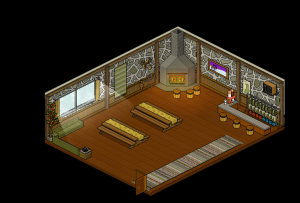 Habbo Hotel How To Get A Drink