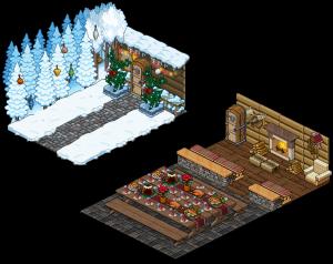 Christmas Cabin Bundle Habbox Wiki