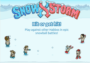 Snow Storm - Habbox Wiki